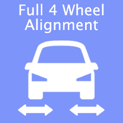 Full 4 Wheel Alightment Paisley Renfrewshire