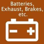 Batteries Paisley